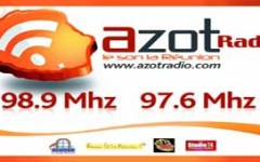 Azot Radio ILe De La Reunion En Direct