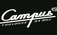 Ecouter Radio Campus FM Toulouse Direct