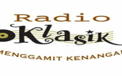 Klasik Nasional FM Online Streaming